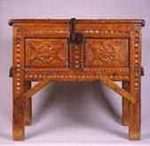 Image result for early new mexican pine blanket chest