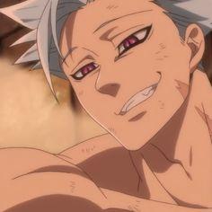 ban the seven deadly sins Seven Deadly Sins Anime, 7 Deadly Sins, Ban Anime, Anime Bebe, Seven Deady Sins, Animes On, Hot Anime Boy, Anime Boyfriend, Anime Profile