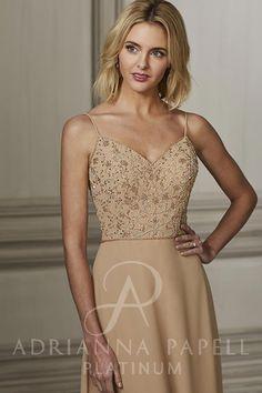fcb67cfd00 ... 219-242-8367 www.cupidcouture.com YourOneStopShop👗💃🏼👰🏻💍👠📷   AdriannaPapellPlatinum👰🏻 Fall 2018 Bridesmaids Dresses. Adrianna PapellCupidFall  ...