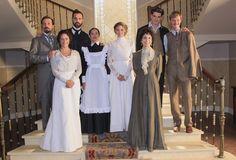Reparto de la serie 'Gran Hotel' de Antena 3
