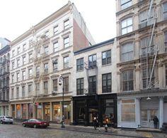 Mercer Street, Soho, NYC
