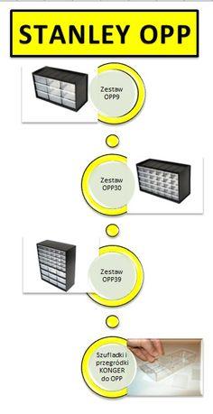 STANLEY OPP39 szufladki pojemnik regał 365x155x435 (5287268794) - Allegro.pl - Więcej niż aukcje.