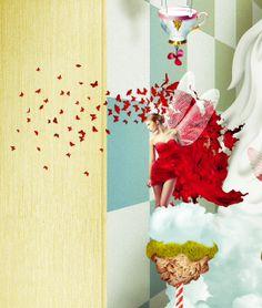 detailed works K11 KV  with creative director Baris Gencel     #K11, #poster, #Keyvisual, #artwork