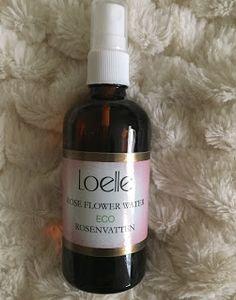 Rose Flower Water Makeup Setting Spray
