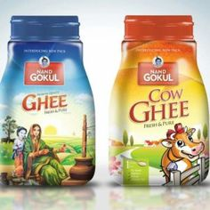 Nandgokul ghee -best quality #ghee in #India