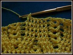 front post crochet