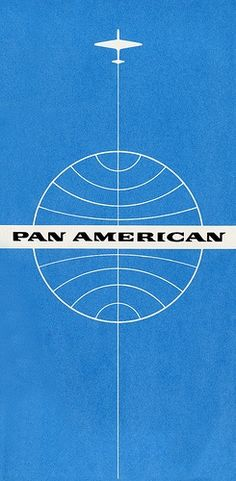 Pan Am Ticket Jacket - Circa 1960s