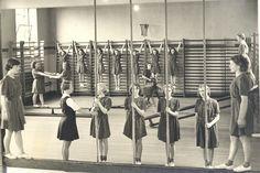 Palestra collegio 1950 (1)