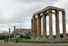 Zeus Temple Marina Bay Sands, Temple, Greece, Building, Travel, Life, Greece Country, Viajes, Temples