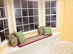 Picture of Build a Window Seat With Storage