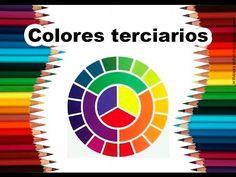 """Teoría del color Cap. 3 """"Colores terciarios o intermedios"""" - YouTube"""