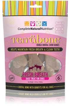 For Tails Only | Terrabone FRESH | www.fb.com/paradisepetboutique |  Stacie Marshman, Founding Handler FH100