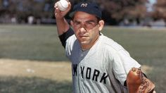 Yogi Berra, the New York Yankees All-Star catcher who became as famed for his humorous adages as his athletic prowess, has died.