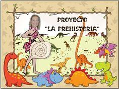 Aula Caracol Luis Cernuda (Montequinto): Proyecto La Prehistoria