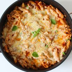 Pasta Recipes, Cooking Recipes, Healthy Recipes, Pasta Dishes, Food Dishes, San Marzano Tomaten, Cooking For Dummies, Confort Food, Ricotta Pasta