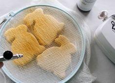 How to Make Burlap Cookies
