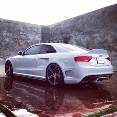 Audi RS5 Wide-body   Vossen