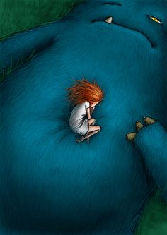 Goro Fujita is creating Live Painting and Animation Tutorials - Art Prints Monster Book Of Monsters, Cute Monsters, Monster Art, Art And Illustration, Monster Illustration, Fantasy Kunst, Fantasy Art, 480x800 Wallpaper, Inner Child