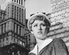 CINDY SHERMAN 1977–1980: Untitled Film Still #21 Black and white photograph