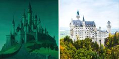 13 Breathtaking Real-Life Places That Inspired Disney Movies  - Cosmopolitan.com