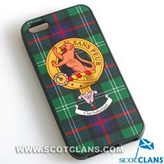 Sutherland Clan Crest iPhone Cover