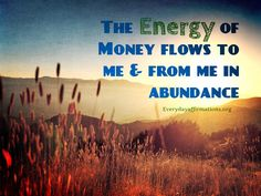 Everyday Affirmations: Daily Affirmations 4 May 2015
