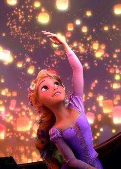 Disney 30 Day Challenge Day 2 favorite princess: Rapunzel!