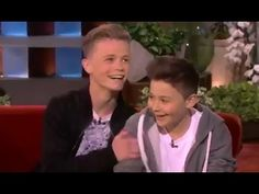 Bars and Melody Full Interview - Ellen Show 2014