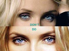 20 Amazing Makeup Tutorials for Blue Eyes | Natural eye makeup ...