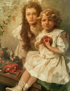 Alfons Mucha.  Pintura