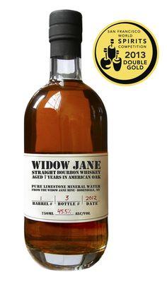 8 Yr Straight Bourbon Whiskey   Widow Jane