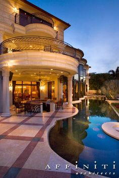 Luxury Homes With Pools ↠ @samanthaf8915 ↞ | luxury pools | pinterest | beautiful