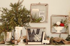Country Christmas decorating ideas are simple and beautiful, blending creative handmade holiday decorations, recycled crafts and rustic vibe into natural, pleasant and eco friendly country home decor