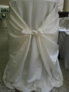 Ivory Satin Pillowcase Cover