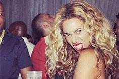 <b>Começar um novo ano pode ser assustador.</b> Que bom que a Beyoncé está contigo!