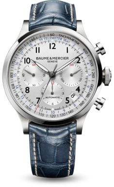 Baume Capeland, new size, new color…it's on my short list, and the bracelet is even better!