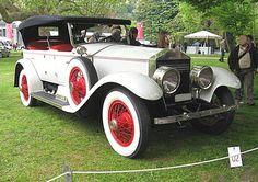 Rolls Royce Silver Ghost Torpedo