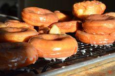 Pioneer Woman's Glazed Donuts