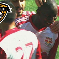 Highlights: Red Bulls 1-0 Revolution