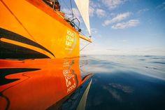 Glassy seas|Alvimedica|VOR 2014/15
