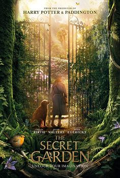 The Secret Garden Directed by Marc Munden. With Dixie Egerickx, Colin Firth, Julie Walters, Edan Hayhurst. An orphaned girl discovers a magical garden hidden at her strict uncle's estate. 2020 Movies, Kid Movies, Netflix Movies, Disney Movies, Movies To Watch, Movies Online, Movies And Tv Shows, Film Online, Ghost Movies