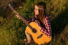 Menina, Guitarra, Verão