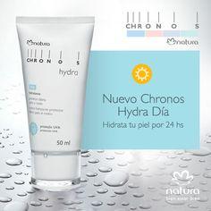 Hidratante protector diario para el día. Hidrata hasta por 24 horas. Acción antioxidante. FPS 30. No deja la piel oleosa.