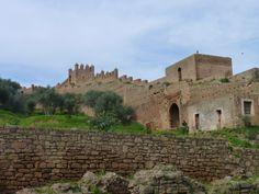 Rabat, Necrópolis de Chellah.