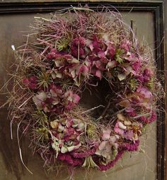 Fresh Flowers, Dried Flowers, Mothers Day Flower Pot, Dried Flower Wreaths, Deco Floral, Flower Stands, Door Wreaths, Green And Purple, Flower Pots