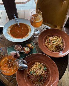 "@memuary_ on Instagram: ""#memuarypost"" Think Food, I Love Food, Cute Food, Good Food, Yummy Food, Pasta, Food Goals, Aesthetic Food, Food Cravings"