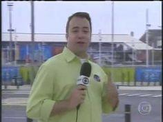Nivaldo Prieto não consegue entrar no ar e chora ao vivo (20/04/2014) - YouTube