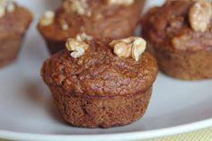 kivi: Mrkvovo-jablečno-skořicové muffiny