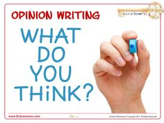 OPINION WRITING:Have your students follow NINE simple steps to write an interactive opinion piece. Students will have fun while learning or reviewing the key components of the opinion writing genre. This lesson includes step by step directions for the first lesson as well as template manipulatives that can be used throughout the year. ($2)