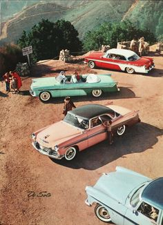 great vintage cars